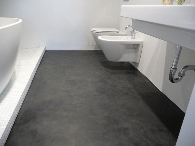 Avant Design Polished Concrete Floors Nyc