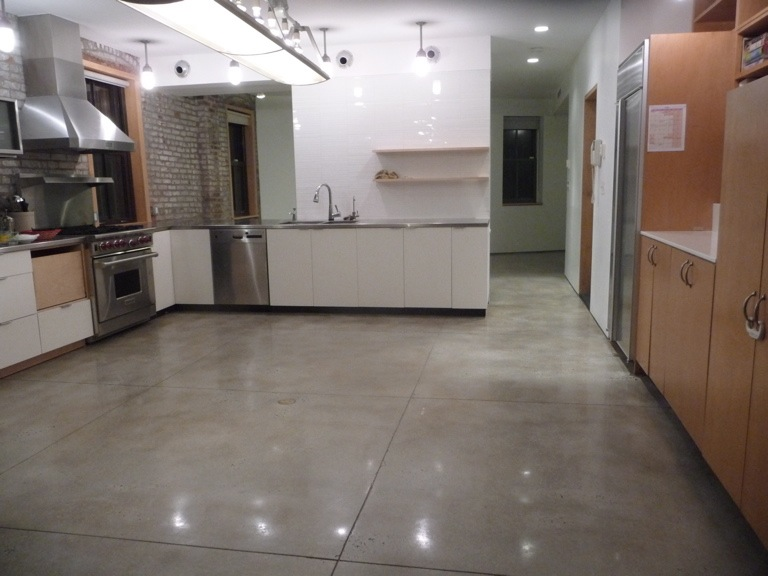 Avant Design Polished Concrete Floors NYC +